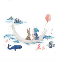 Illustration Luc