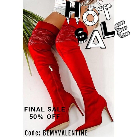 Valentine's Day Sale at 227 Boutique 💝💕