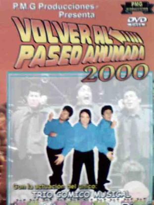 Volver al Paseo Ahumada 2000