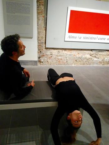 a fior di pelle, Museo della Città