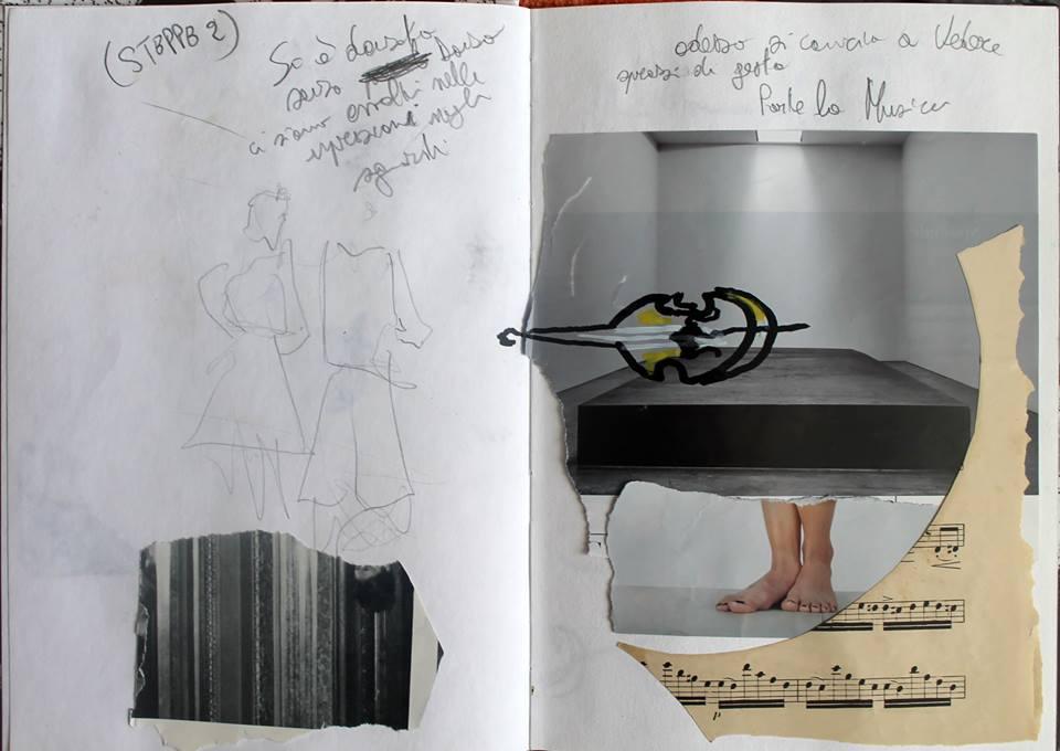 libro d'artista andrea conti