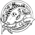 Forest View Carp Lake Logo