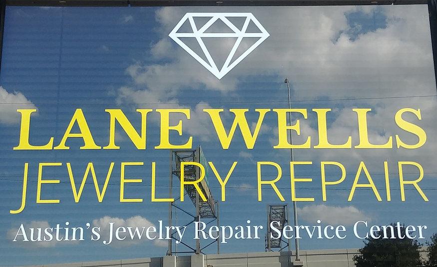 Lane Wells Front Window