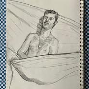 Andre Hammock sketch