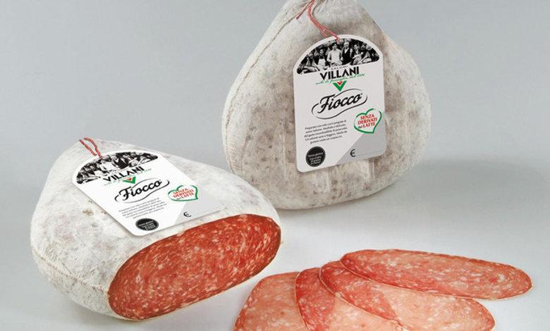 Parma salami