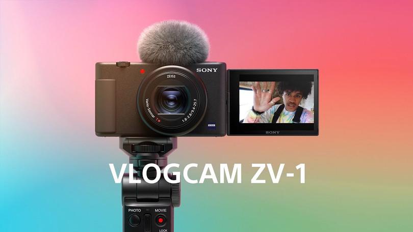 Sony VLOGCAM:ZV1 PV