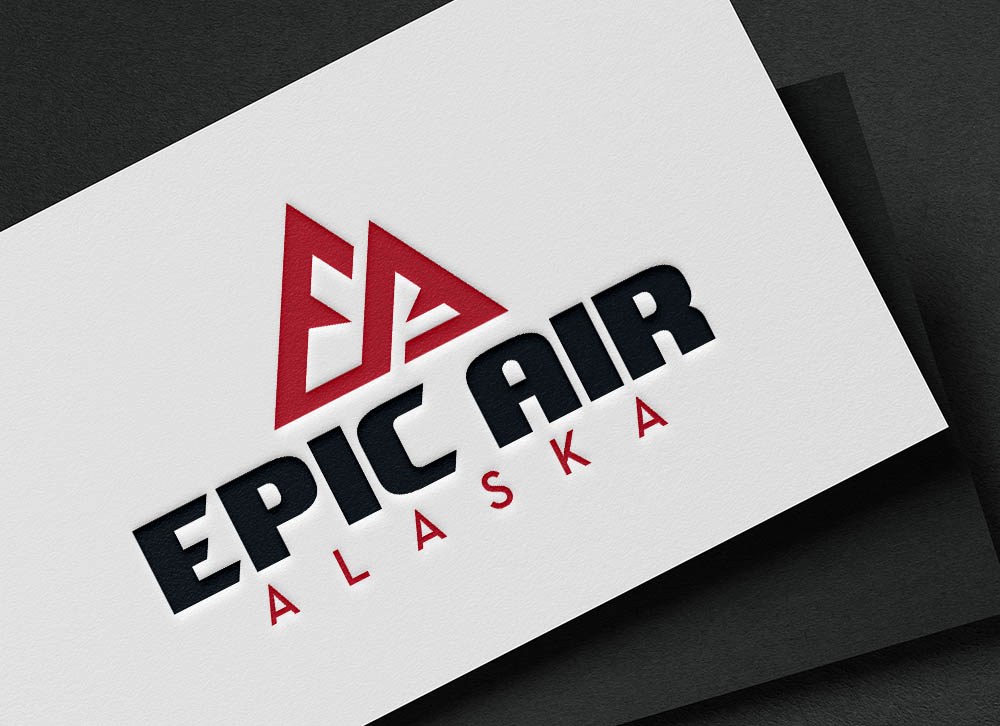 Epic Air Alaska Logo