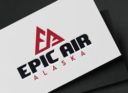Epic Air Alaska Logo