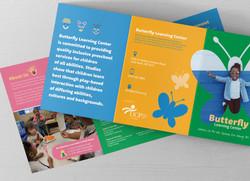 Butterfly Learning Center Brochure