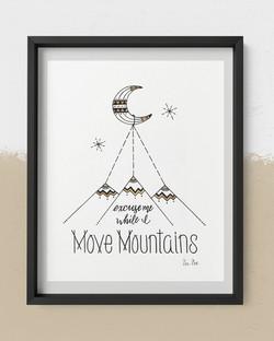 MoveMountains-12x16Print-18x14frame-Blac
