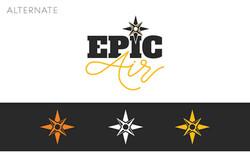 Alternate Epic Air Logo