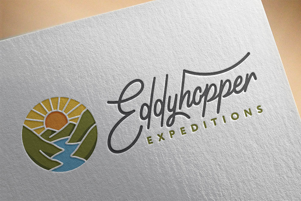 Eddyhopper Expedition Logo