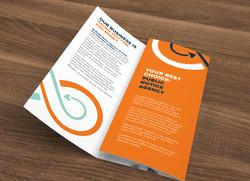 Brochure Design - Outside Flap