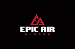 Epic Air Logo Reversed