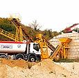 panoramica inerti ferretti, ferretti inerti & calcestruzzi campli teramo autobetoniere calcestruzzo cemento inerti aggregati sabbia ghiaia pietrisco