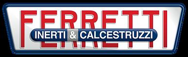 logo inerti ferretti ferretti inerti e calcestruzzi & teramo italia cemento calcestruzzo tortoreto concrete beton