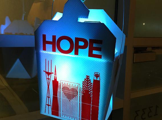 Hope on Minna St