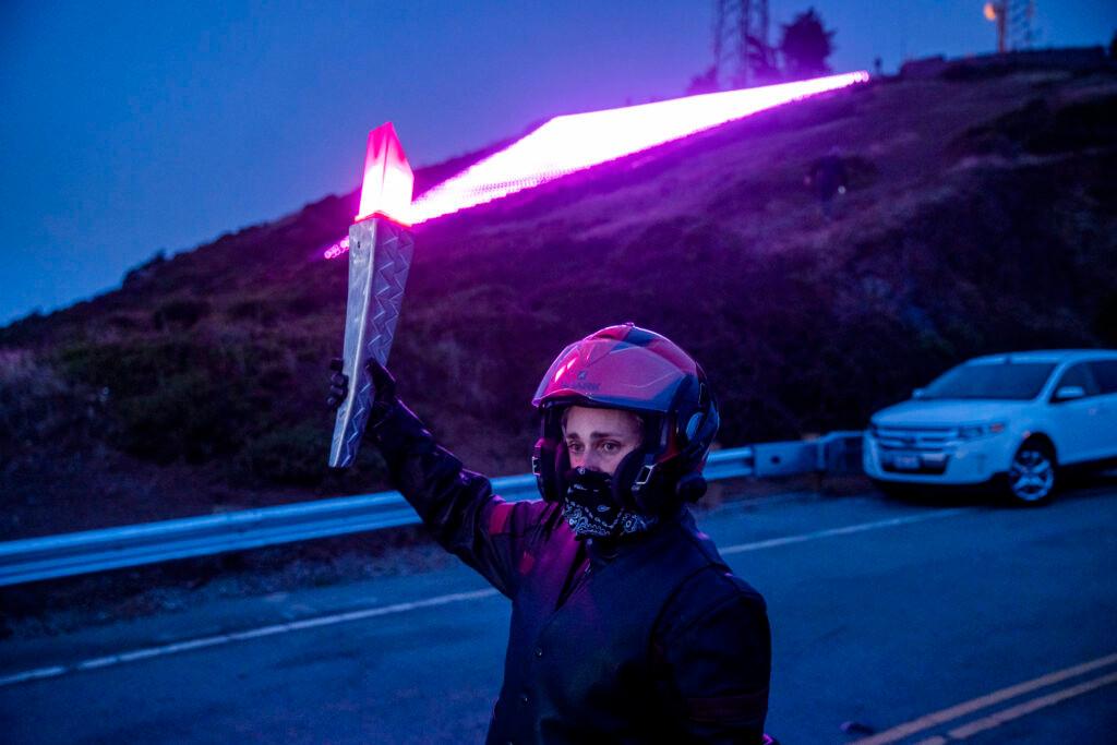 Pink Torch: Pride 2020