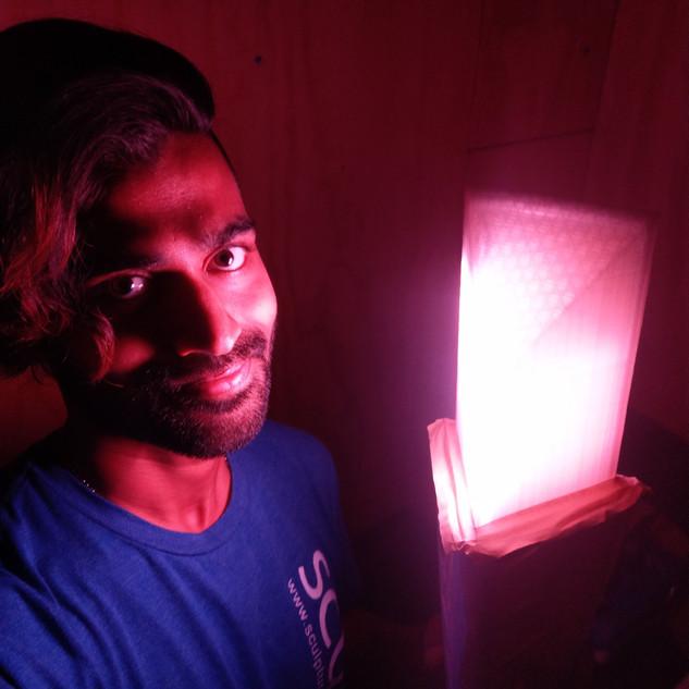 Dark room Sri
