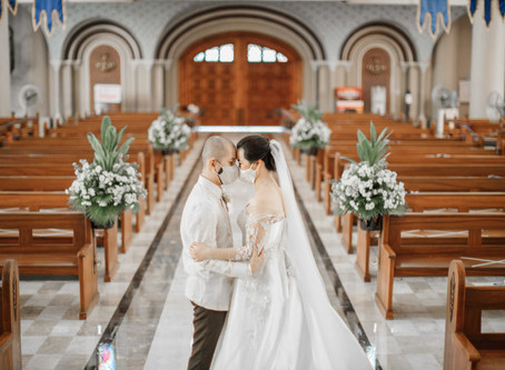 Your Top 5 Reasons Why You Want To Have Your Intimate Wedding this Pandemic