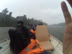 voyage pluvieux