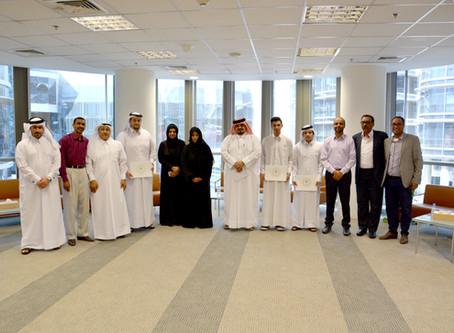 مديرة المركز العربي تسلم الجوائز للمدارس: ثلاث مدارس قطرية تفوز بجوائز مبادرات المدارس الصديقة