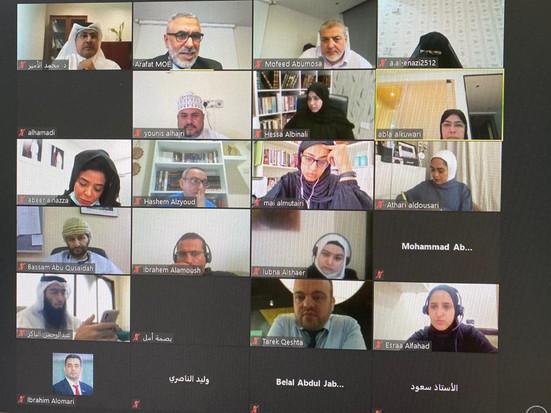 برنامج جديد للمركز العربي للتدريب لإعداد مدربي ومصممي محتوى التدريب الإلكتروني للتدريب عن بعد