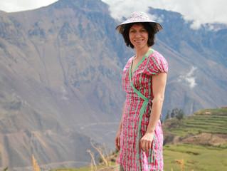 De nouvelles vidéos à venir...Sur le cycle féminin, filmées au Pérou  !