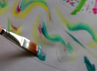 Bellle journée de créativité ce samedi  !!!