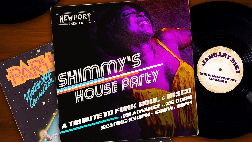Shimmy's House Party