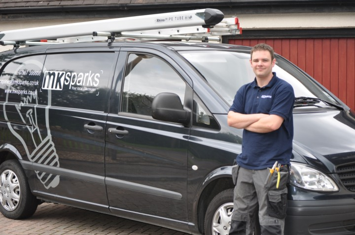 local electrician milton keynes