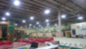 LED lighting installation milton keynes