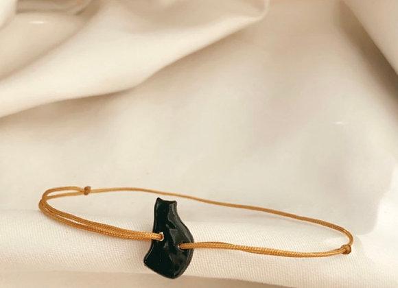 Bracelet Black Cat