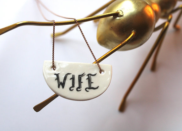 Necklace Wife