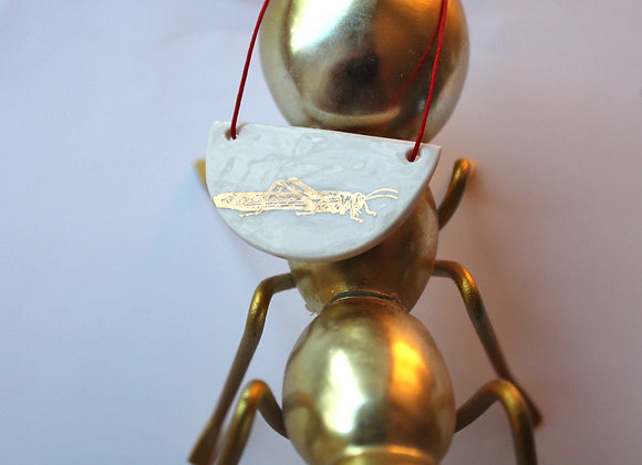 Necklace Grasshopper