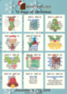 Body Polish 12 Days of Christmas Dec 11.