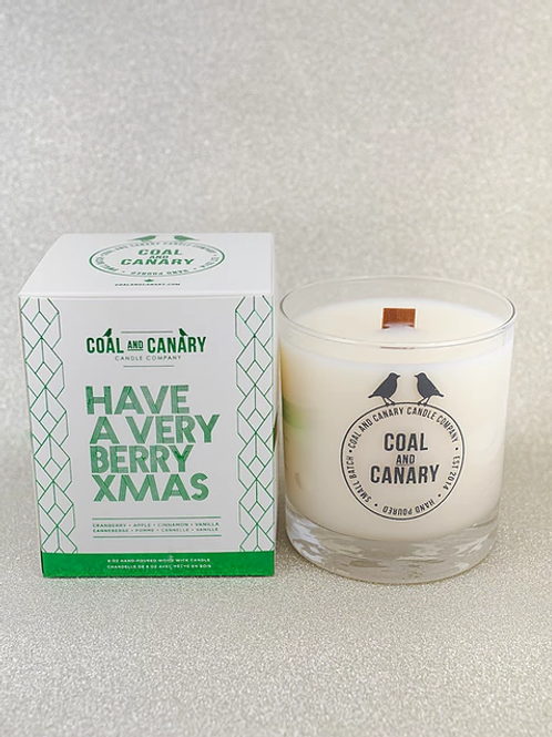 Have a Very BerryXmas Candle