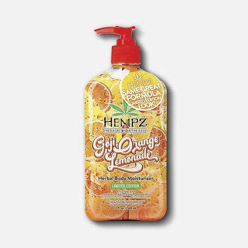 Hempz Goji Orange & Lemonade Body Moisturizer