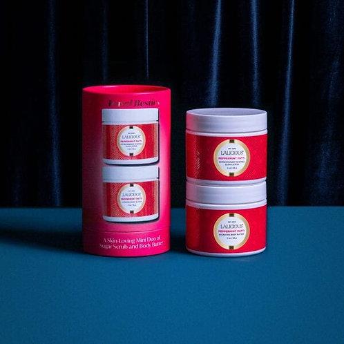 Peppermint Patti Scrub & Body Butter Duo