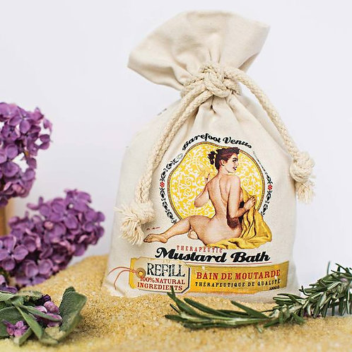 100% NATURAL MUSTARD BATH REFILL