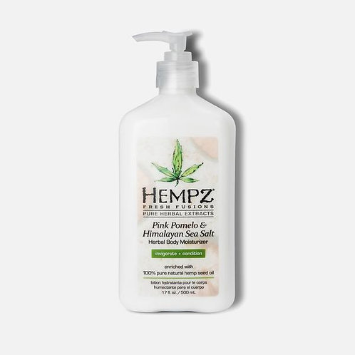 Hempz Fresh Fusions Pink Pomelo & Himalayan Sea Salt Herbal Body Moisturizer