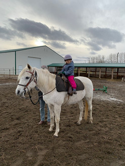 Pony Leading Rides for ages 3 and up at