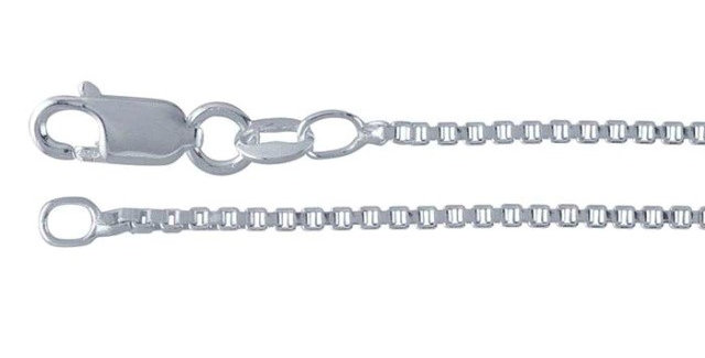 Laughing Sparrow - 16 inch box chain  (LS-33016)