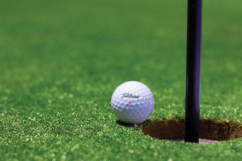 Individual Senior Golf Season Pass