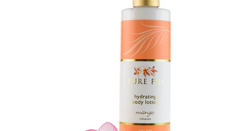 Pure Fiji Hydrating Body Lotion 350ml