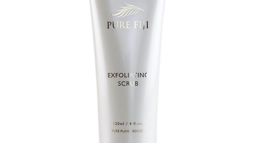 Pure Fiji Exfoliating Scrub 120ml