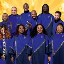 """German tour 2019-2020 with the """"Best of Gospel"""""""