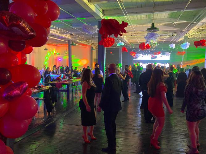 Valentines Senses Dinner and Dance El Paso, Texas