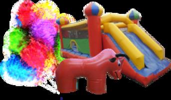 aluguel castelo pula-pula inflável; tourinho inflável; festa novo hamburgo; são leopoldo; castelo