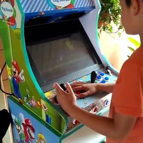 Fliperama Play Diversão